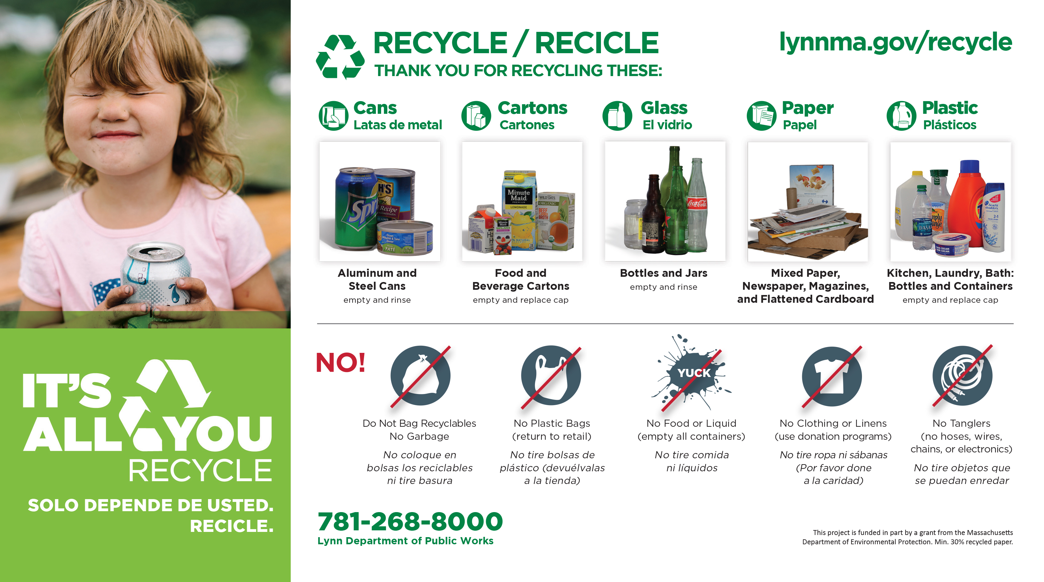 887e500095 Our Recycling Mailer For 2018